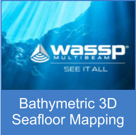 Bathymetric 3D Seafloor Mapping