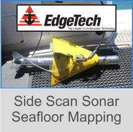 Side Scan Sonar Seafloor Mapping